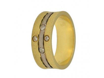 Briliantové snubní prsteny AW-196