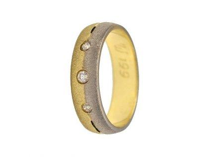 Briliantové snubní prsteny AW-199