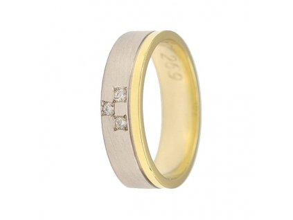 Briliantové snubní prsteny AW-269