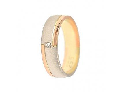 Briliantové snubní prsteny AW-295