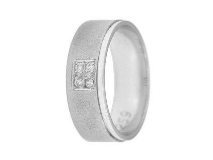 Briliantové snubní prsteny AW-259