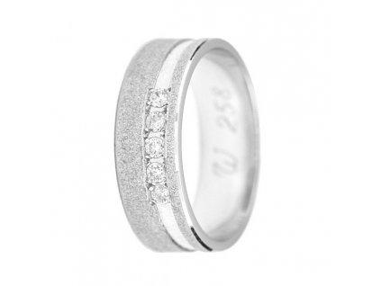 Briliantové snubní prsteny AW-258