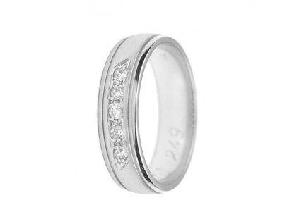 Briliantové snubní prsteny AW-249