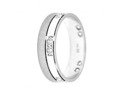 Briliantové snubní prsteny AW-235