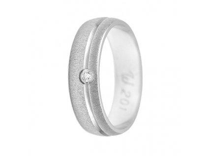 Briliantové snubní prsteny AW-201