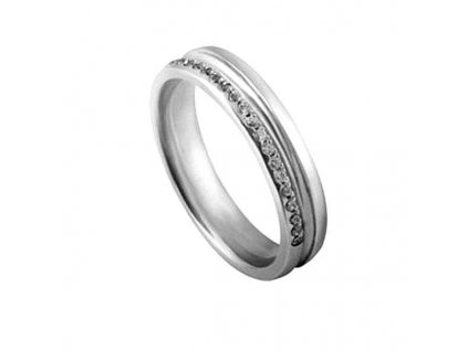 Briliantové snubní prsteny