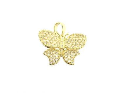 Zlatý motýl