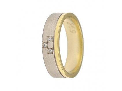 Snubní prsteny AW-269
