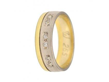Snubní prsteny AW-265