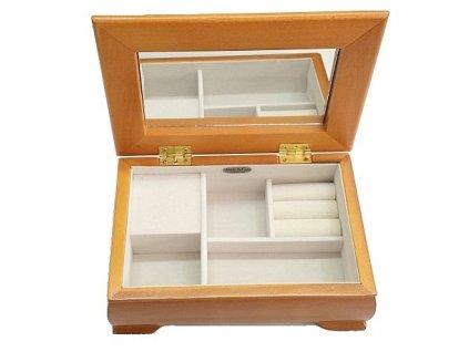 Dřevěná šperkovnice Olše VZ1605