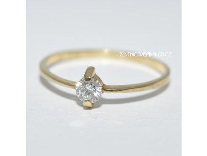 Briliantový prsten V53