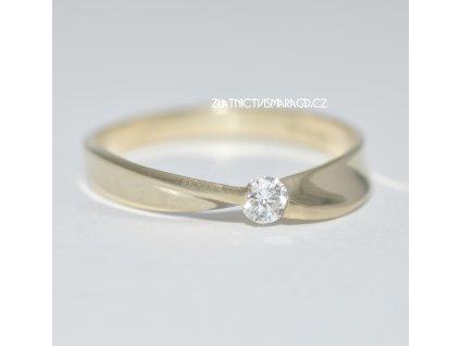 Briliantový prsten V52