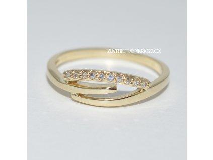 Briliantový prsten V56