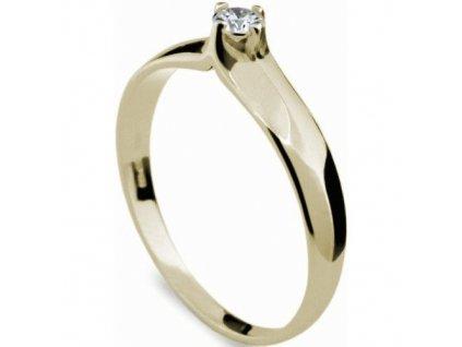 Briliantový prsten Z 1891