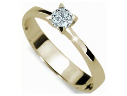 Briliantový prsten Z 1895