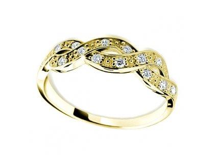 Briliantový prsten Z 2080