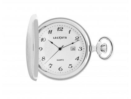Kapesní hodinky Lacerta LK15
