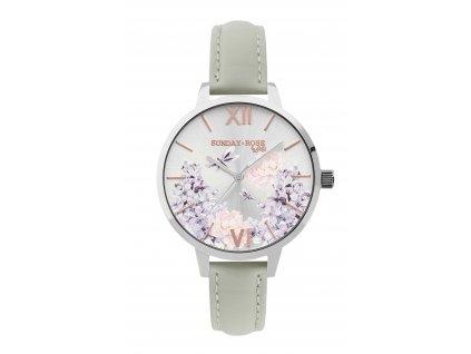 44762 1 damske hodinky sunday rose spirit lilac sun s07