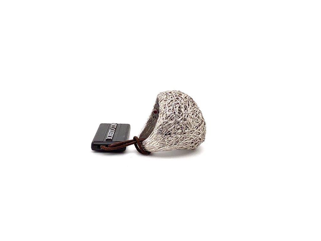 Roberto Coin Stříbrný prsten Roberto Coin AGRC1