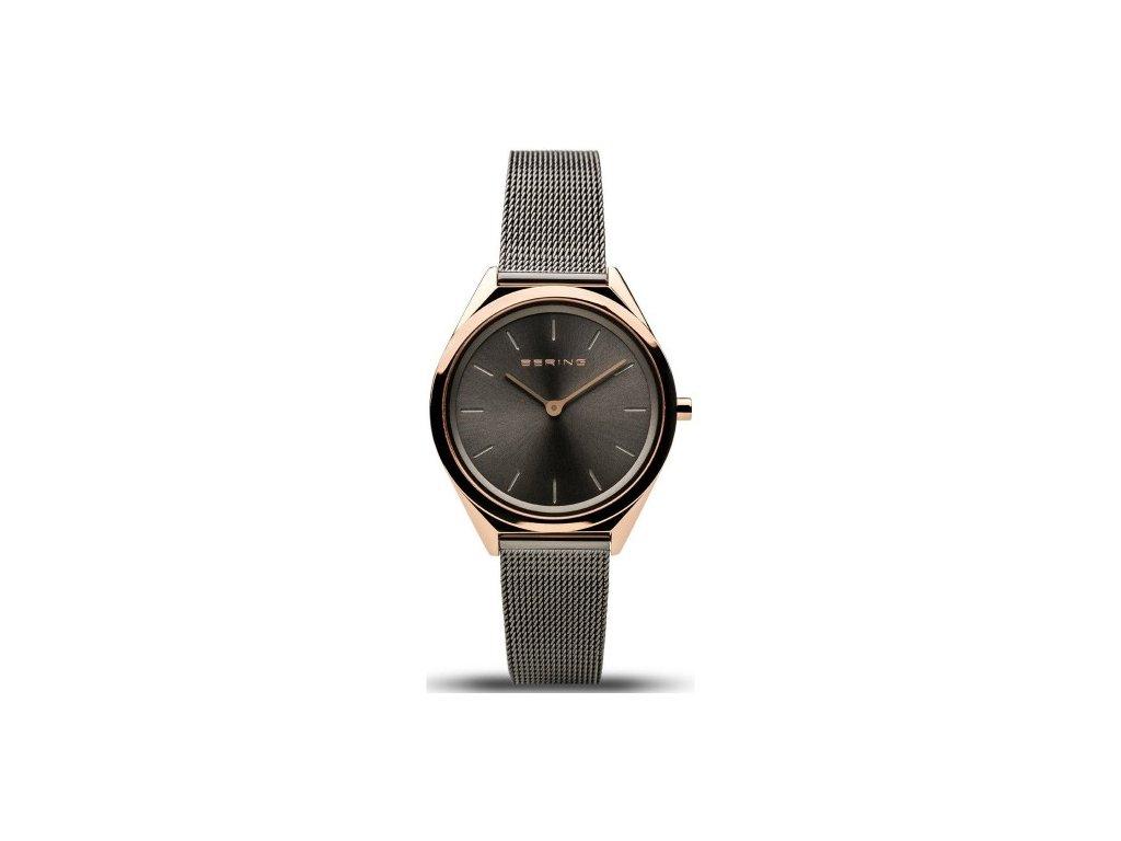 Bering Dámské hodinky Bering Ultra Slim 17031-369