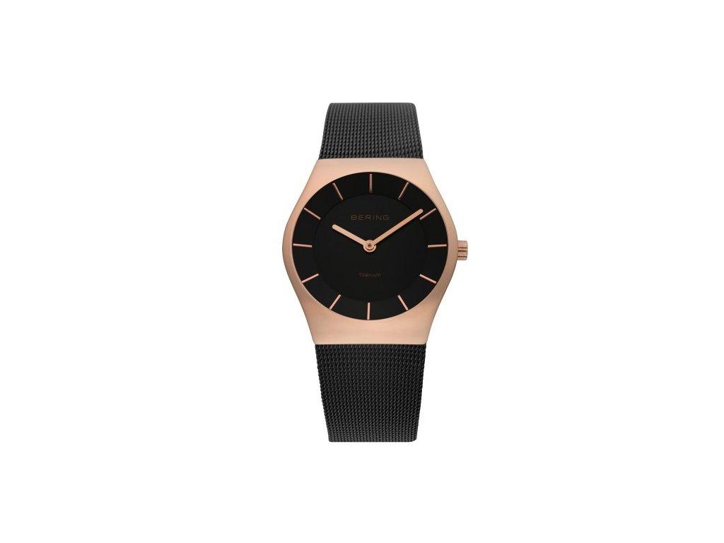 Bering Dámské hodinky Bering Classic 11935-262