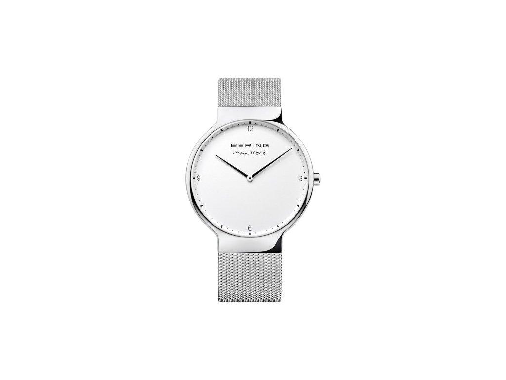 Bering Pánské hodinky Bering Max René 15540-004