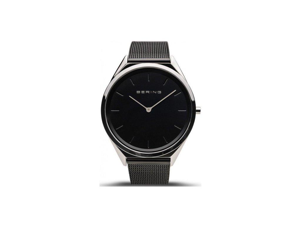 Bering Pánské hodinky Bering Ultra Slim 17039-102