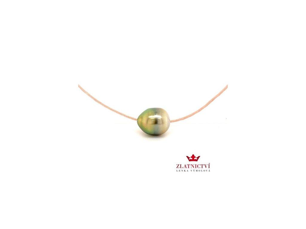 Mořská perla z Fidži FIDP5 zlatnictví výmolovi