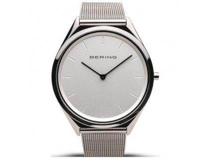 Bering Pánské hodinky Bering Ultra Slim 17039-000