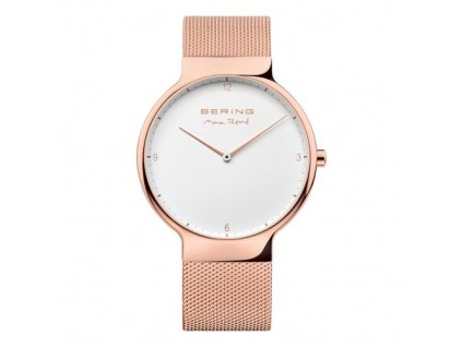 Bering Pánské hodinky Bering Max René 15540-364