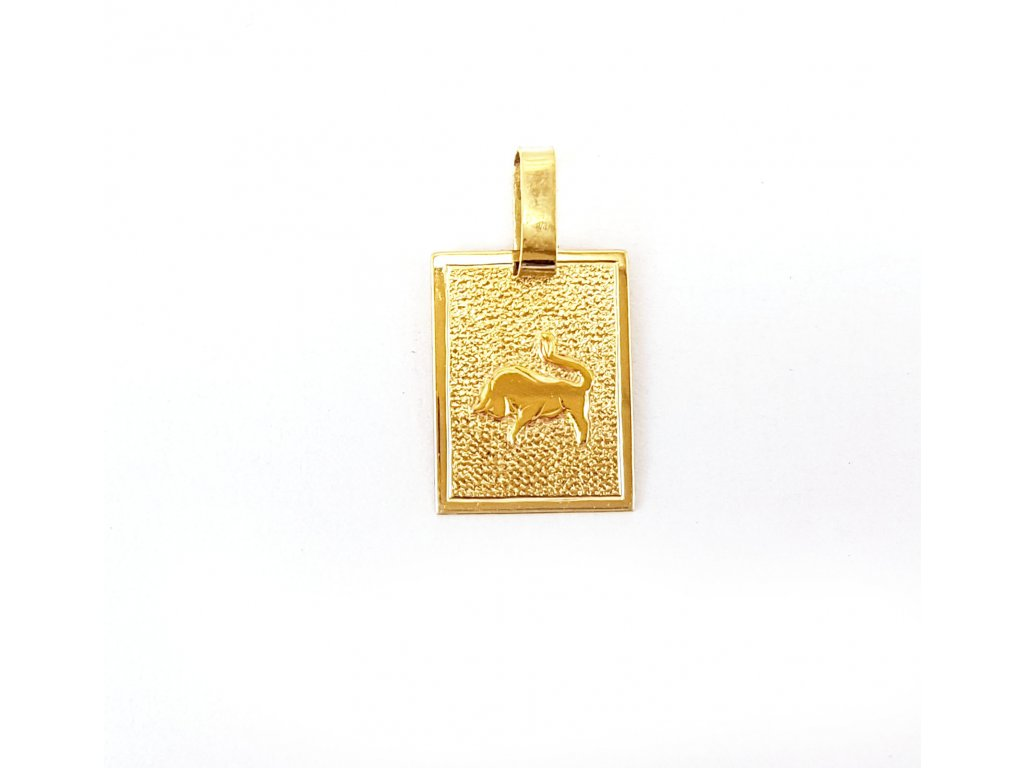 býk žltý