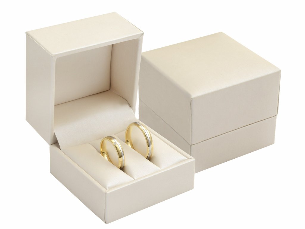 b153c50e4 Svadobné obrúčky model OE-192 kombinované žlto-biele zlato · darcek so  srdcom