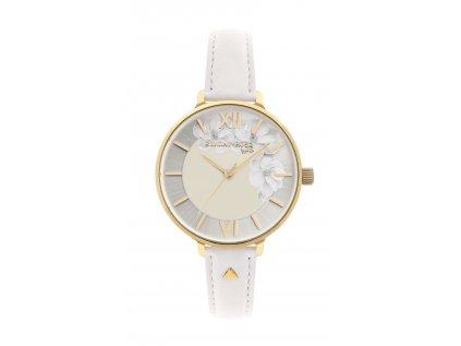Dámske náramkové hodinky SUNDAY ROSE Spirit SUN-S13 REMIENOK  +servis + krabička