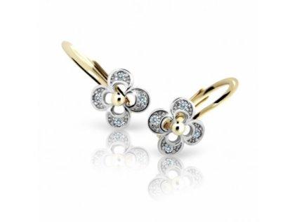 19494 cutie diamonds zlate nausnice m cnd2200