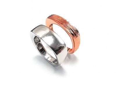 Nádherný set dámskych prsteňov  +servis