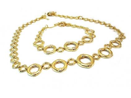 Nádherná sada náhrdelník a náramok