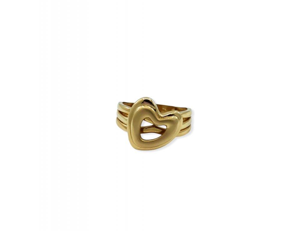 Zlatý prsteň Love