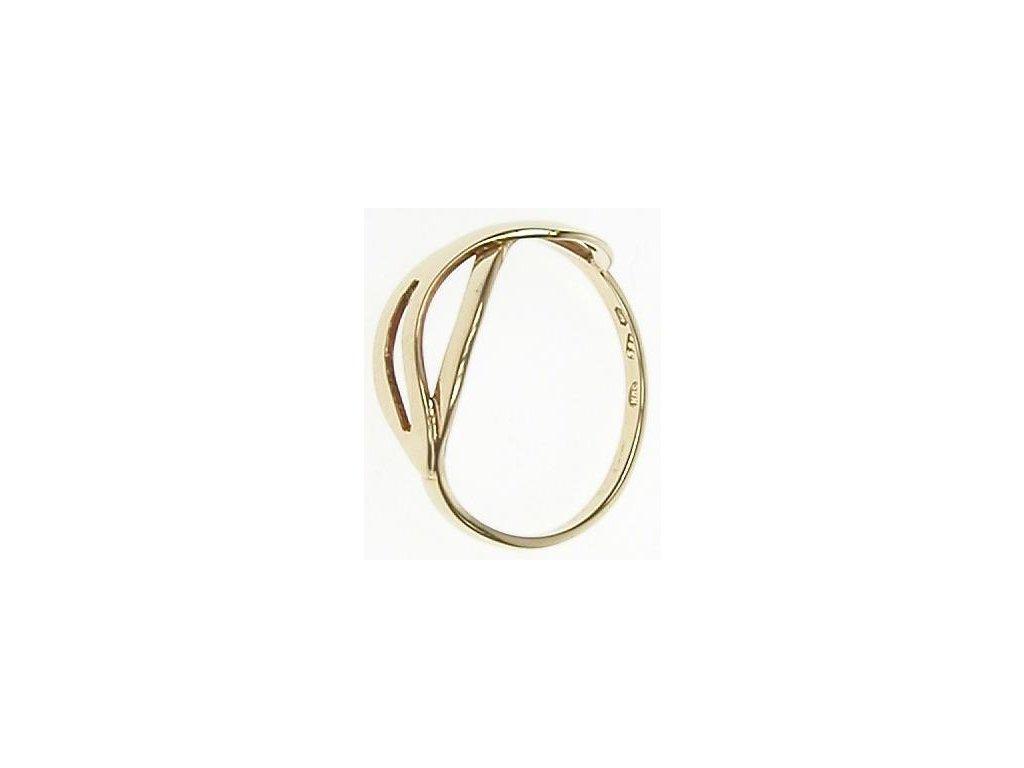 Prsten zlatý 13/43460