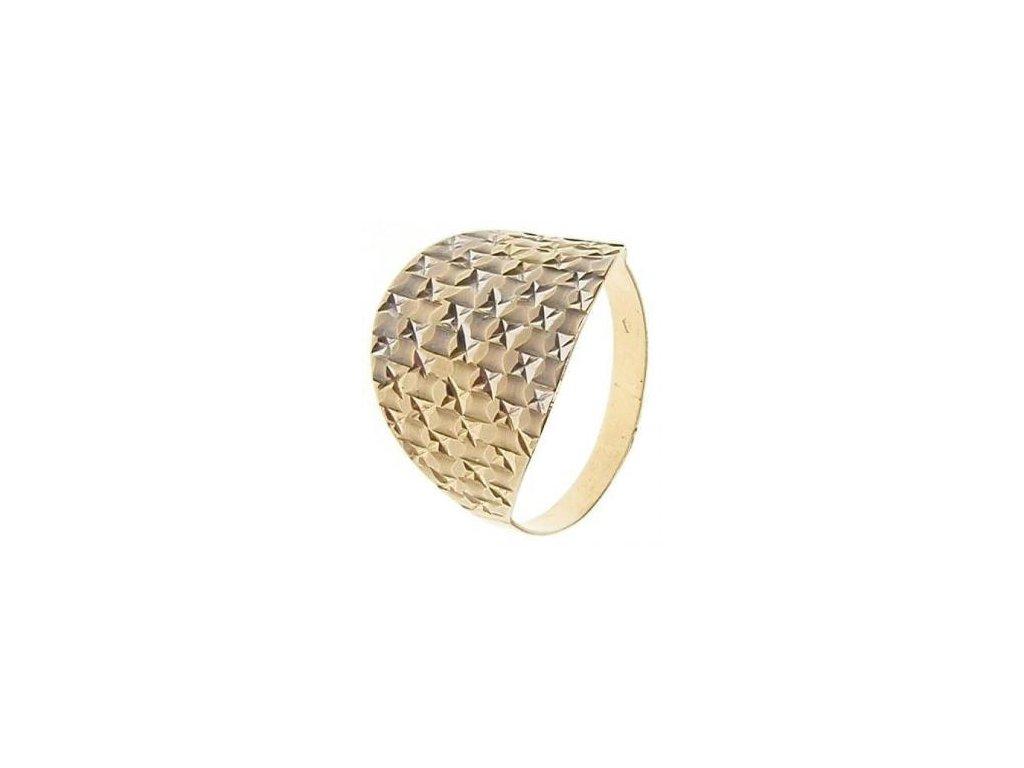 Prsten zlatý 13/46547