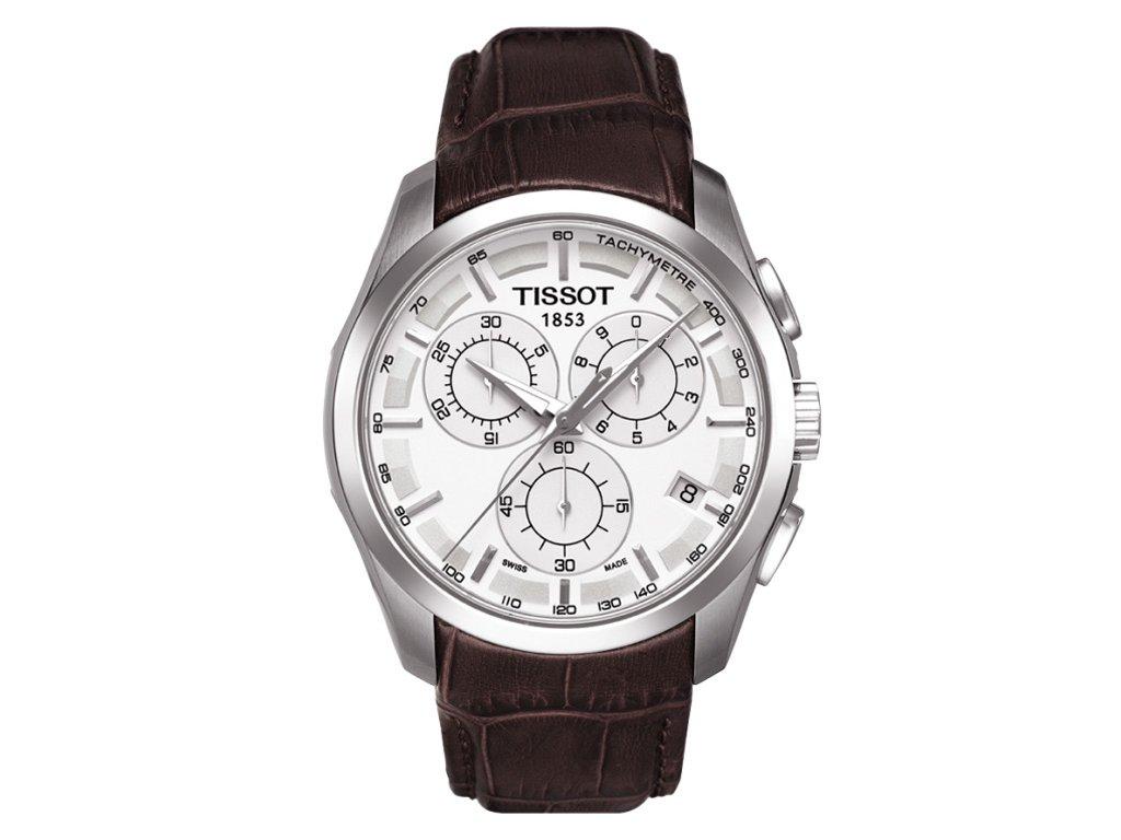 TISSOT T035.617.16.031.00 COUTURIER Chrono