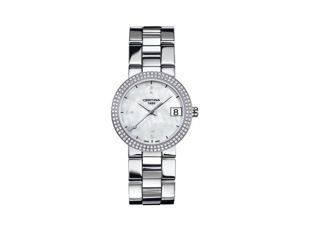 CERTINA C009.210.11.116.01 DS Stella Diamonds
