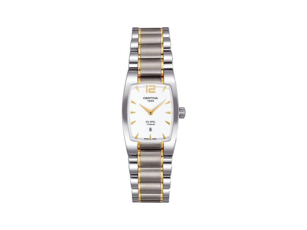 CERTINA C012.309.55.037.00 DS Spel Lady Shape Titanium