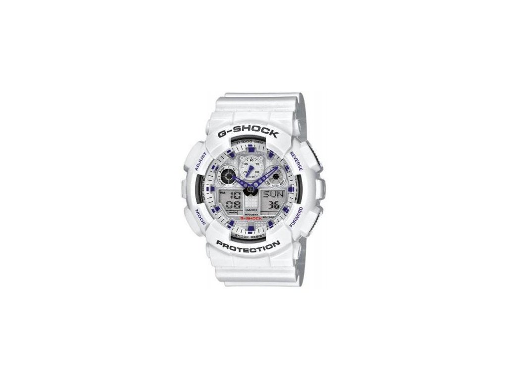 CASIO GA-100A-7A G-Shock