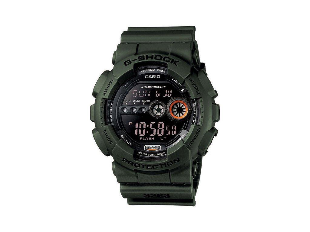 CASIO GD-100MS-3 G-Shock