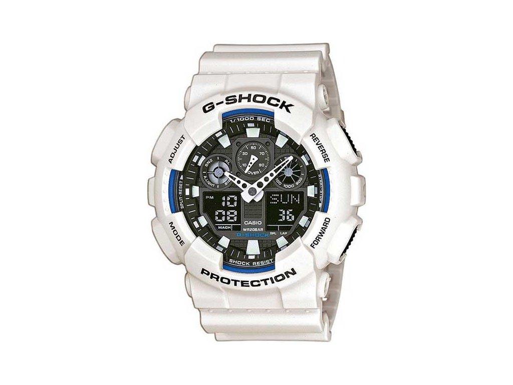 CASIO GA-100B-7A G-Shock pánské sportovní hodinky