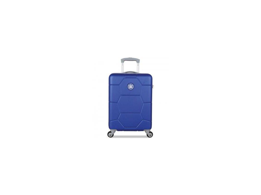 Kabinové zavazadlo SUITSUIT® TR-1225/3-S ABS Caretta Dazzling Blue