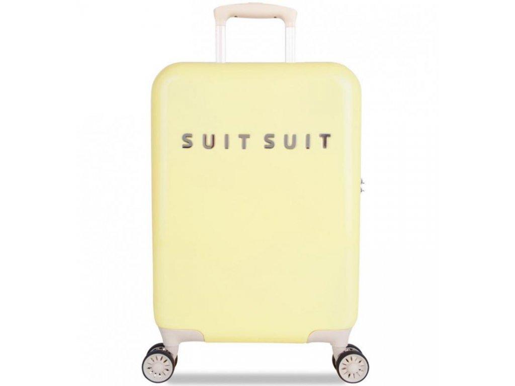 Kabinové zavazadlo SUITSUIT® TR-1220/3-S - Fabulous Fifties Mango Cream
