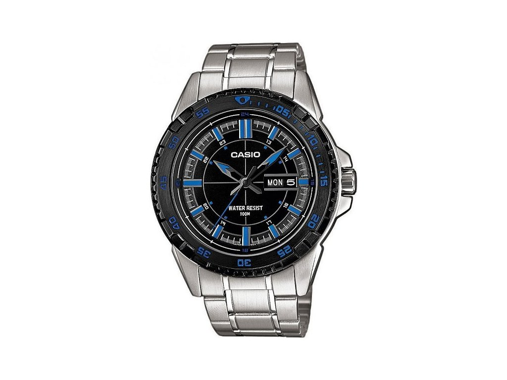 CASIO MTD-1078D-1A2 Collection