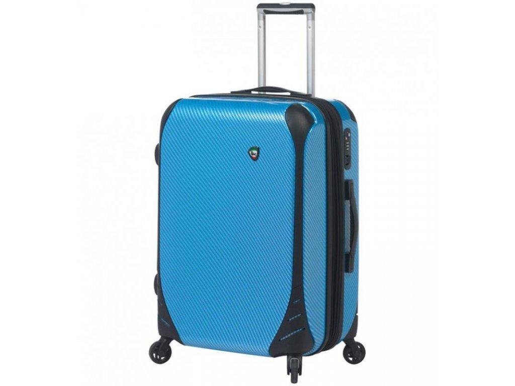 Cestovní kufr MIA TORO M1021/3-L - modrá