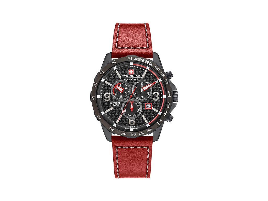 SWISS MILITARY 4251.13.007 Ace Chrono